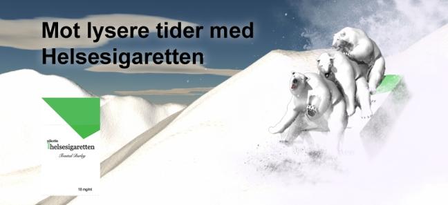 Helsesigaretten elektroniske sigaretter